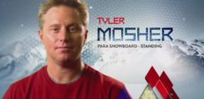 Tyler Mosher | CBC Sochi 2014 Paralympic Winter Games